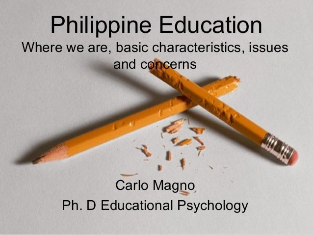 educational psychology issue in philippines Apa division 15 - educational psychology 5,364 likes 40 talking about this division 15 of the american psychological association, specializing in.