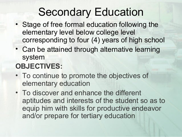 Why is education important?