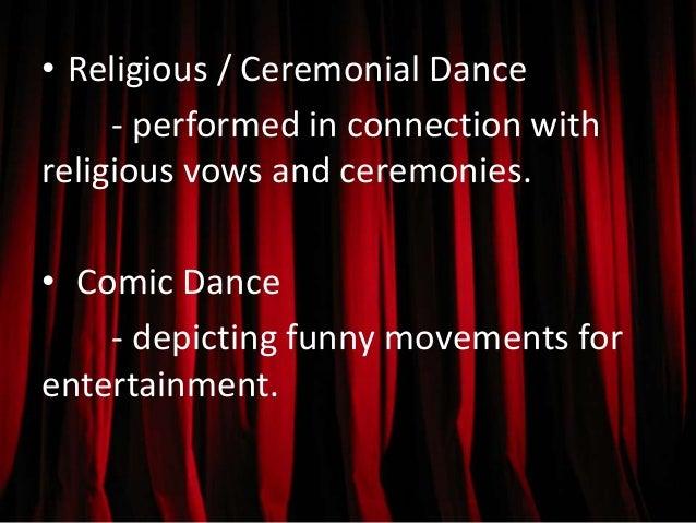 Philippine folkdance.