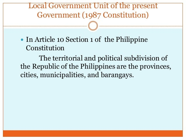 philippine government The philippines is a unitary state with the president as both the head of state and the head of government the government of the philippines is made up of three interdependent branches which are the legislative, the executive, and the judicial system.