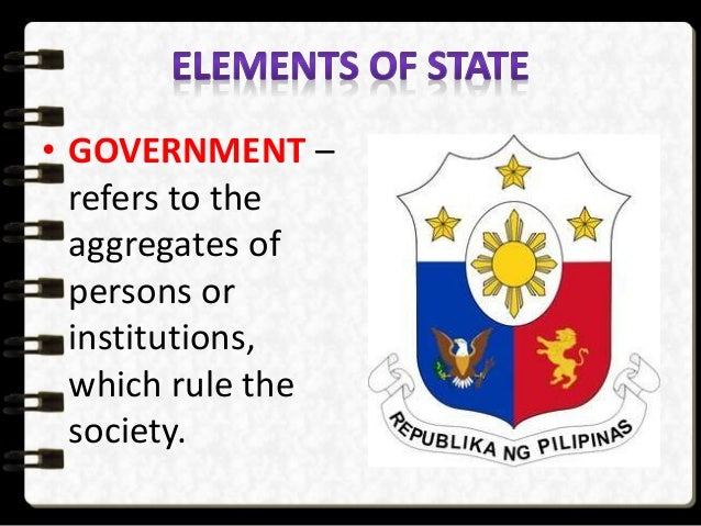 philippine government and constitution The president of the philippines (filipino: pangulo ng pilipinas, informally: presidente ng pilipinas (derived from spanish)) is the head of state and government of the republic of the philippines the executive power is vested in the president of the philippines.