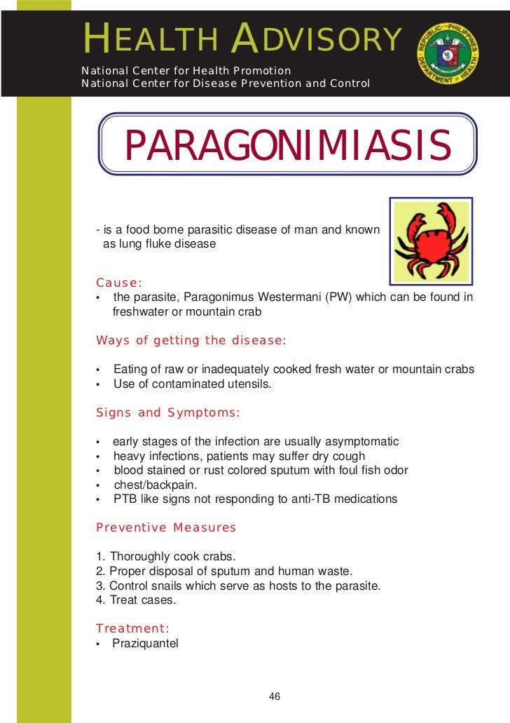 Philippine Health Advisories Doh