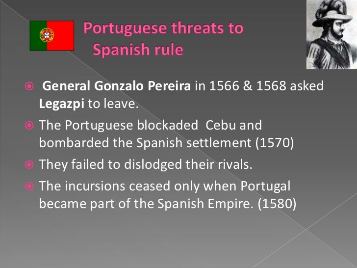 end of spanish authority in the philippines Phistpg challenges to spanish authority 2  to the east and was able to  reached manila 1597 – 1647: battles between the spaniards & the dutch 5  it  remained unconquered & unconverted until the end of spanish rule.