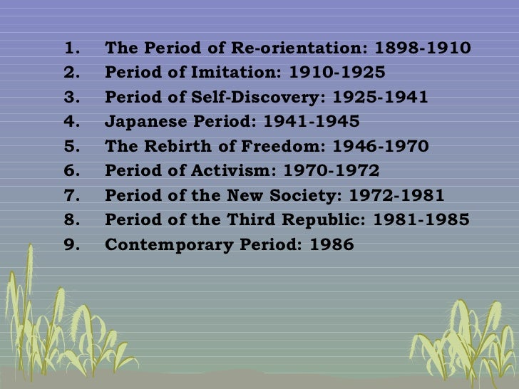period of the third republic 1981 1985 Period of the third republic (1981-1985) historical background after ten years of military rule and some changes in the life of the filipino which started under the new society, martial rule was at last lifted on january 2, 1981.