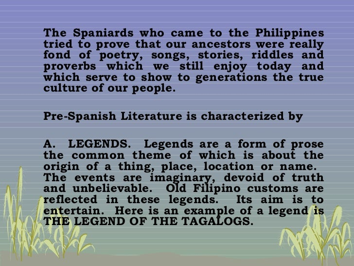 short story philippine literature According to philippine short stories 1941-1955, the story three generations by nick joaquin follows celo monzon and his terrible childhood he reflects on the.