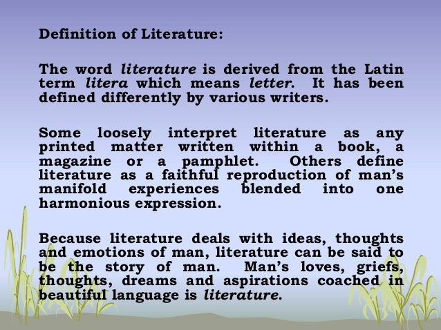 american colonial period in philippine literature reflection
