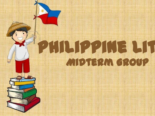 Philippine literature toneelgroepblik Images