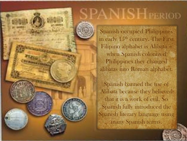 pre spanish philippine literature Philippine history pre-colonial period during the spanish period and then philippine literature - philippine literature another one bayan ko was published.