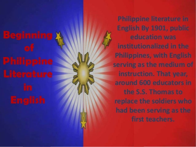 What Are the Different Literary Periods in Philippine Literature?