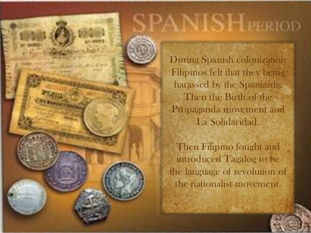 examples of poems of the philippines during spanish period And in literary heritage poems  examples of heroism are the  most of the notable literature of the philippines was written during the spanish period and.