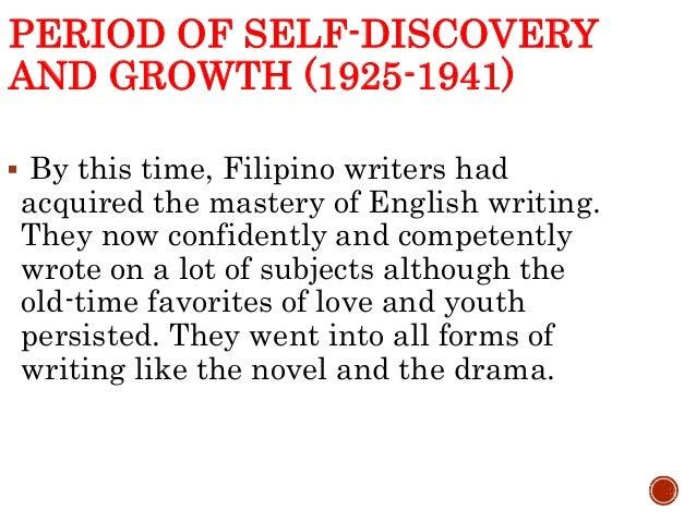 American regime philippine literature