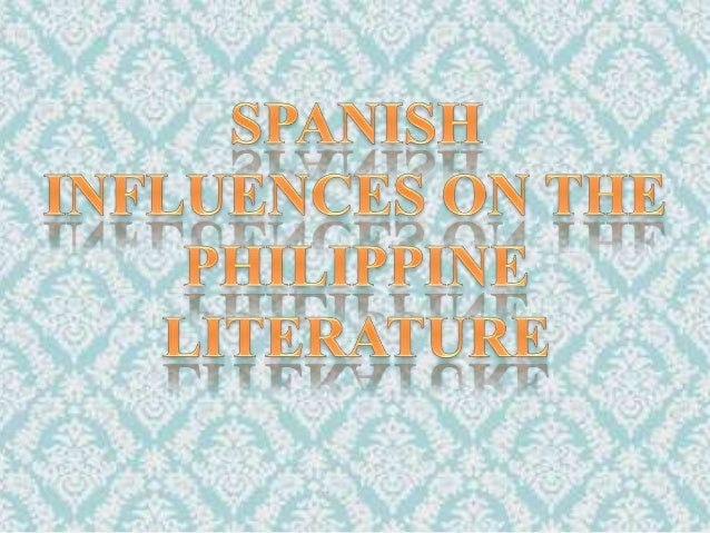 filipino literature during the spanish period In other words, filipino literature was given a break during this period many wrote plays, poems, short stories b filipino drama during the japanese period.