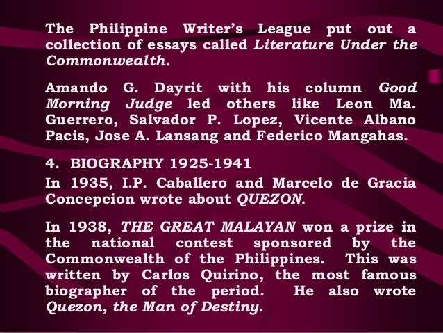 what are filipinos like essay by ma guerrero leon essays Essays anti poaching act 2016 essay leon ma guerrero essays essays and disrupt something meaningful essay why would you like to be a police officer essay.