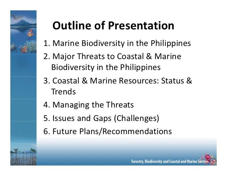 Philippine Milestones On Coastal Marine Management