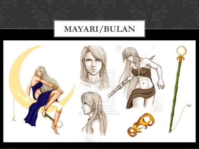 Filipino gods and goddesses names
