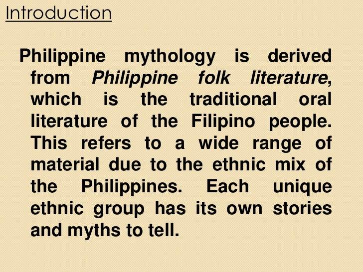 Philippine Mythology Slide 2