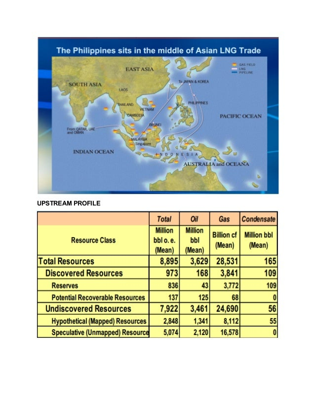 Natural Gas In Mindanao