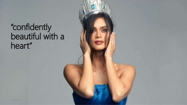 Image result for confidently beautiful with a heart