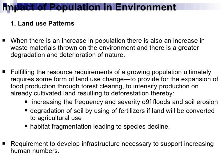 effects of rapid population growth in the philippines