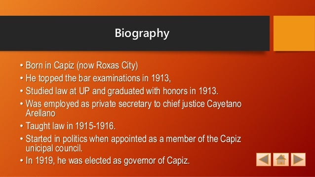 biography of the philippine presidents Kailangan nating isulong ang ating pagmamay-ari sa west philippine sea #dutertecayetano #phvoteduterte #halalan2016 #pilipinasdebates2016.