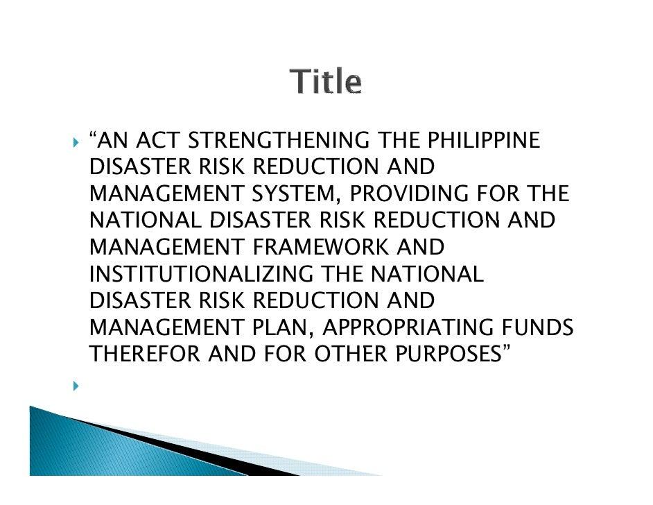14 major challenges in disaster management