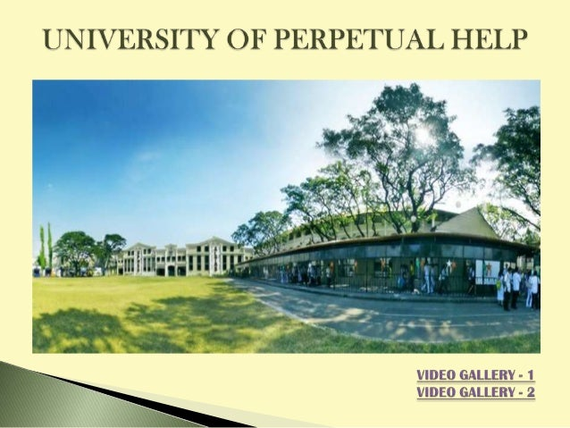 Perpetual help system essay