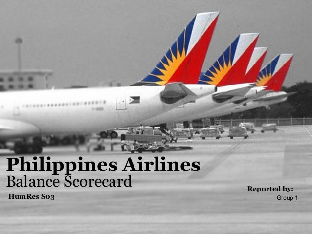 marketing plan of philippine airlines