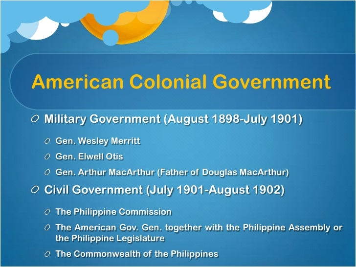 colonial government essays Colonial medicine and doctors the best health care today is considered to be in the united states of america.