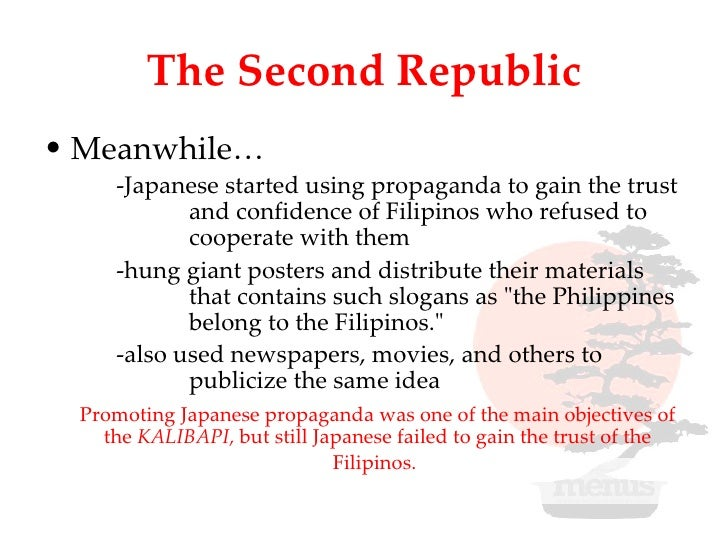 during the japanese occupation essay Check out our top free essays on education in the philippines during the japanese occupation to help you write your own essay.