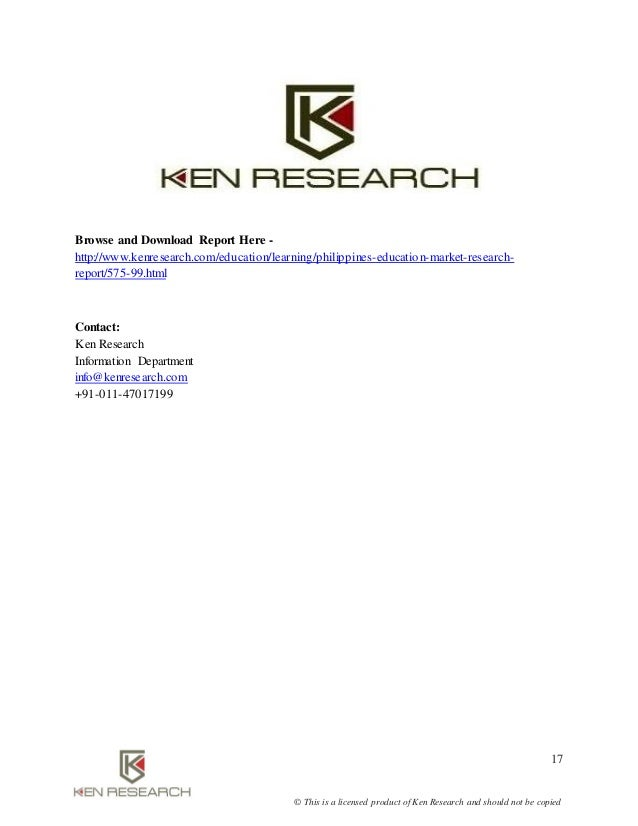 Philippines Logistics Market Research Report to 2020: Ken Research