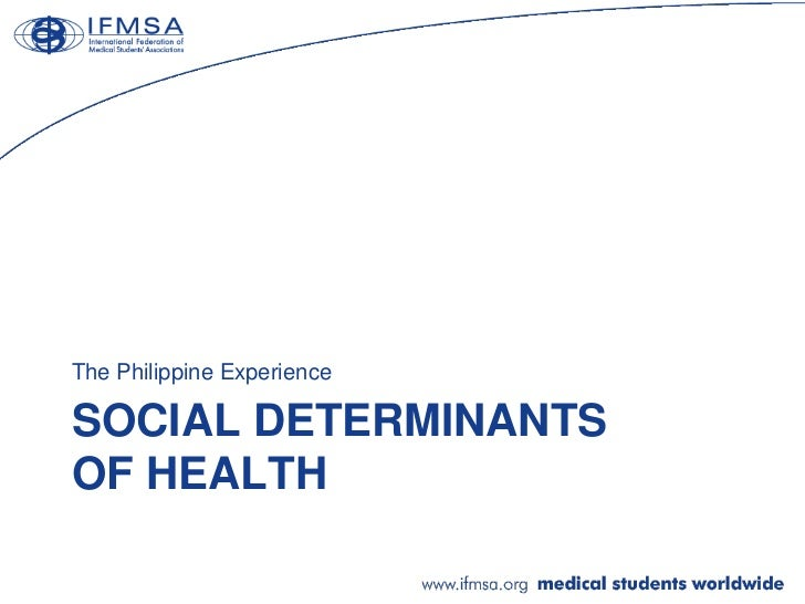 action on social determinants of health Social determinants of health prapare tool training using eclinicalworks curriculum this 90 minute training will provide participants and understanding of the social determinants.