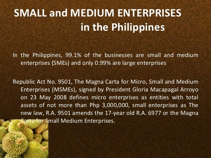 PFRS for SMEs