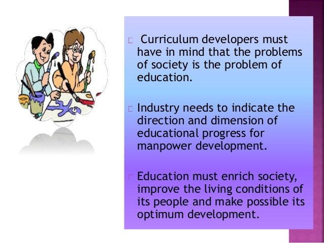 philippine social realities affecting the curriculum essay Variables affecting modernization  there were rival definitions of modernization in the social sciences  brought on by the realities of third world.