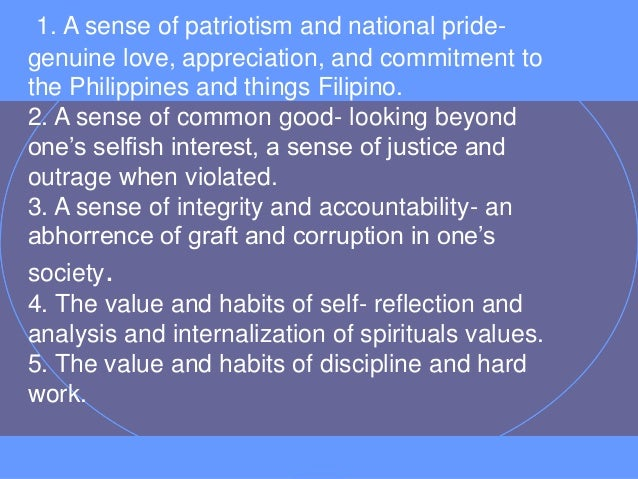 term papers about filipino values Largest free essays database: over 180,000 essays, term papers, research paper, book reports 183,565 essays, term and research papers available for unlimited access.