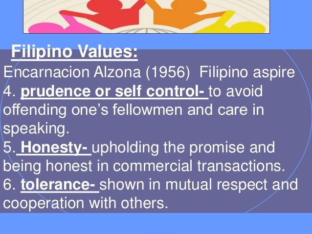 The Filipino way of life