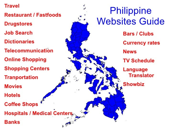 Philippine Websites