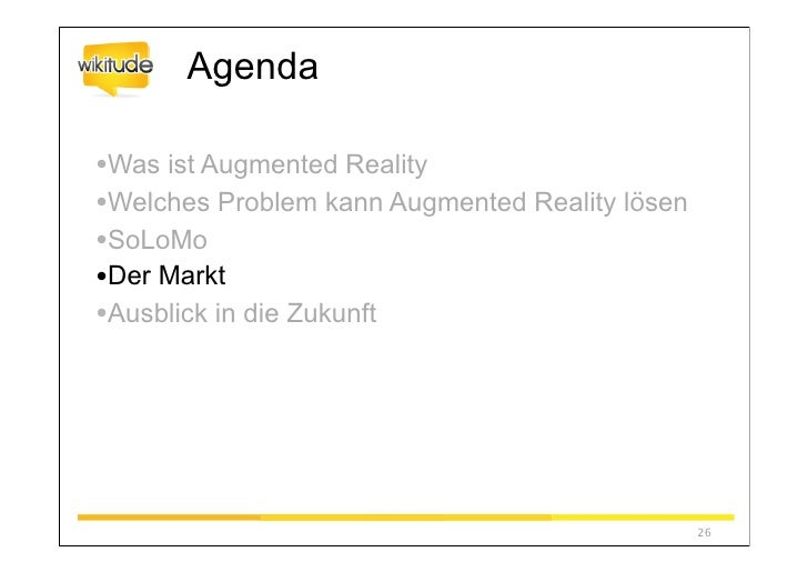 Make Augmented Reality…                                              Meaningful to the Masses.                            ...