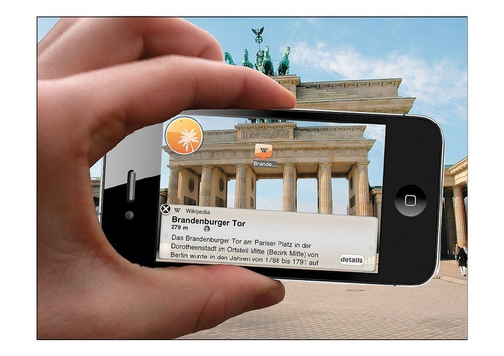 What is Augmented Augmented Reality (AR) is when the physicalreal-world environment is merged with virtual  computer-gener...