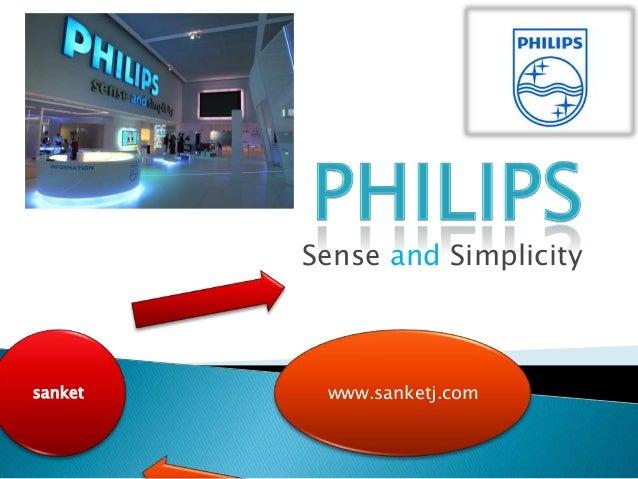 Sense and Simplicitysanket    www.sanketj.com