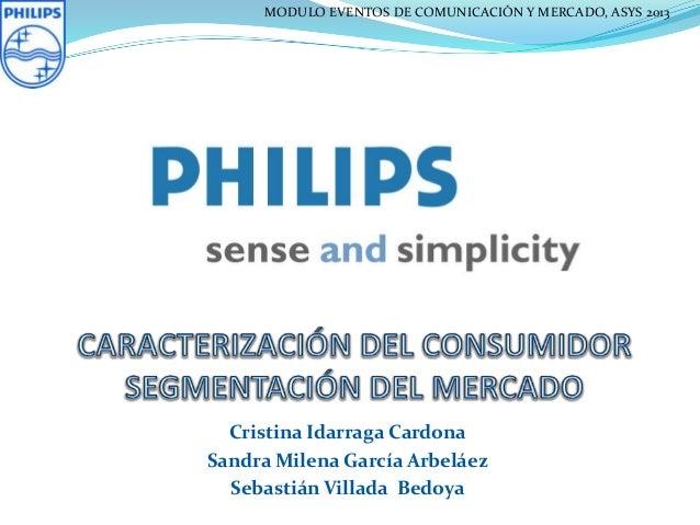 Cristina Idarraga CardonaSandra Milena García ArbeláezSebastián Villada BedoyaMODULO EVENTOS DE COMUNICACIÓN Y MERCADO, AS...