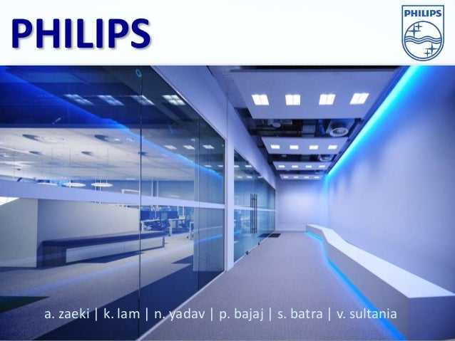 Philips 1  let the party begin