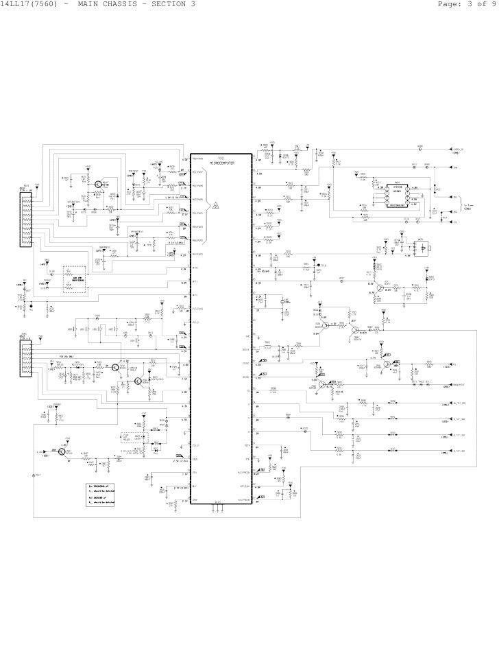Philips 14 Ll17 7560 Chasis 13s701