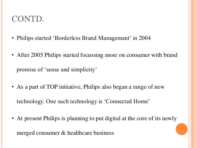 philips vs matsushita case study Philips vs matsushita case study overview of the case: nv - philips vs matsushita case study introduction philips (netherlands) and matsushita electronic (japan) had followed very.