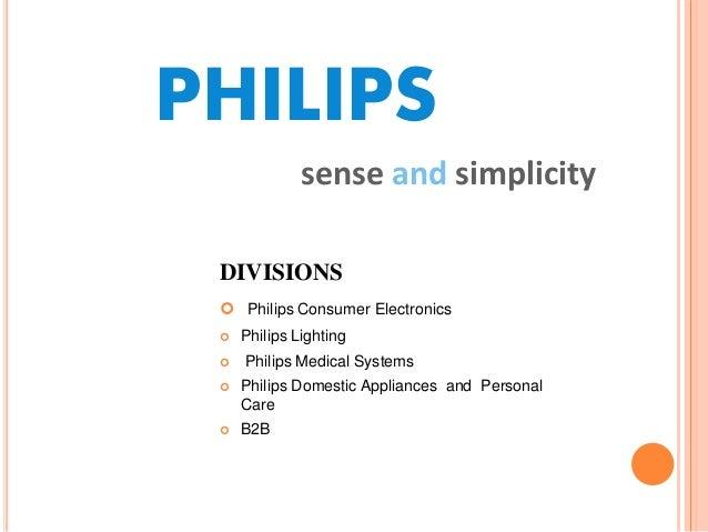 philips case study summary