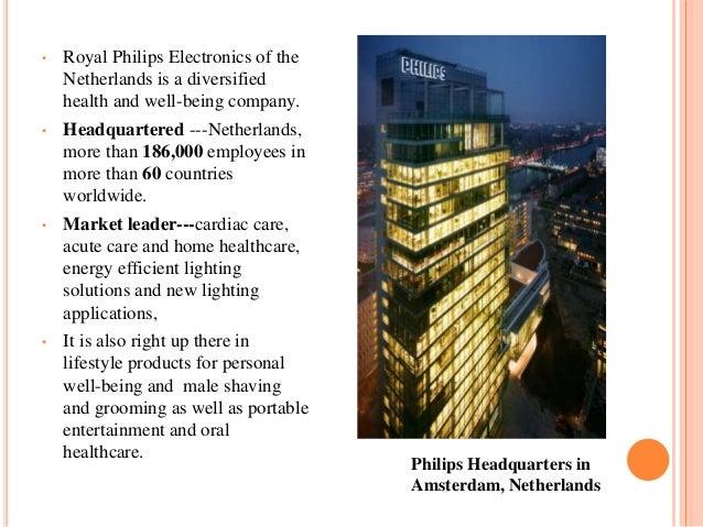Philips case study
