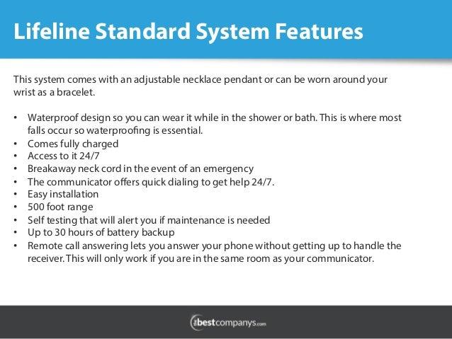 Philips Lifeline Medical Alert System Review