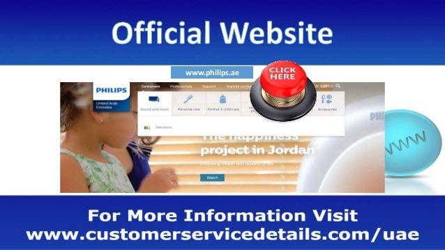 Philips UAE Customer Care Number, Head Office Address, Email ID, Webs…