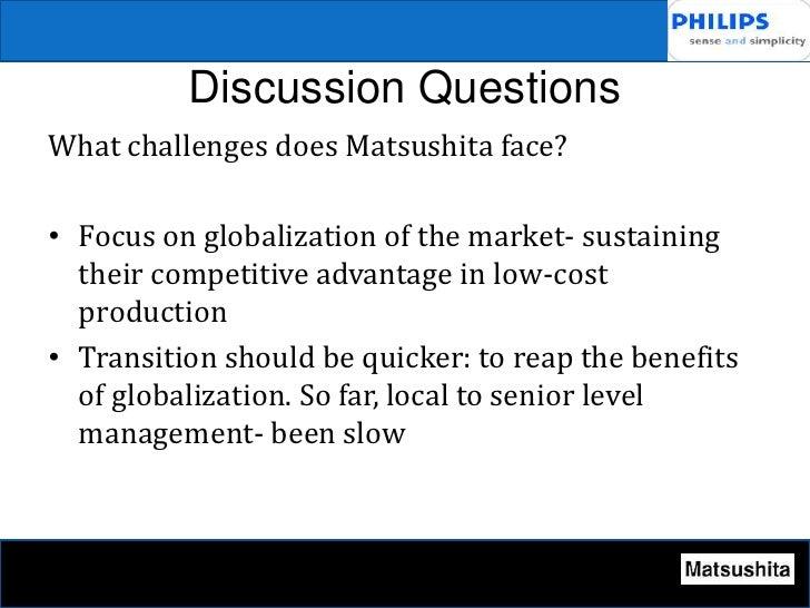 philips versus matsushita case