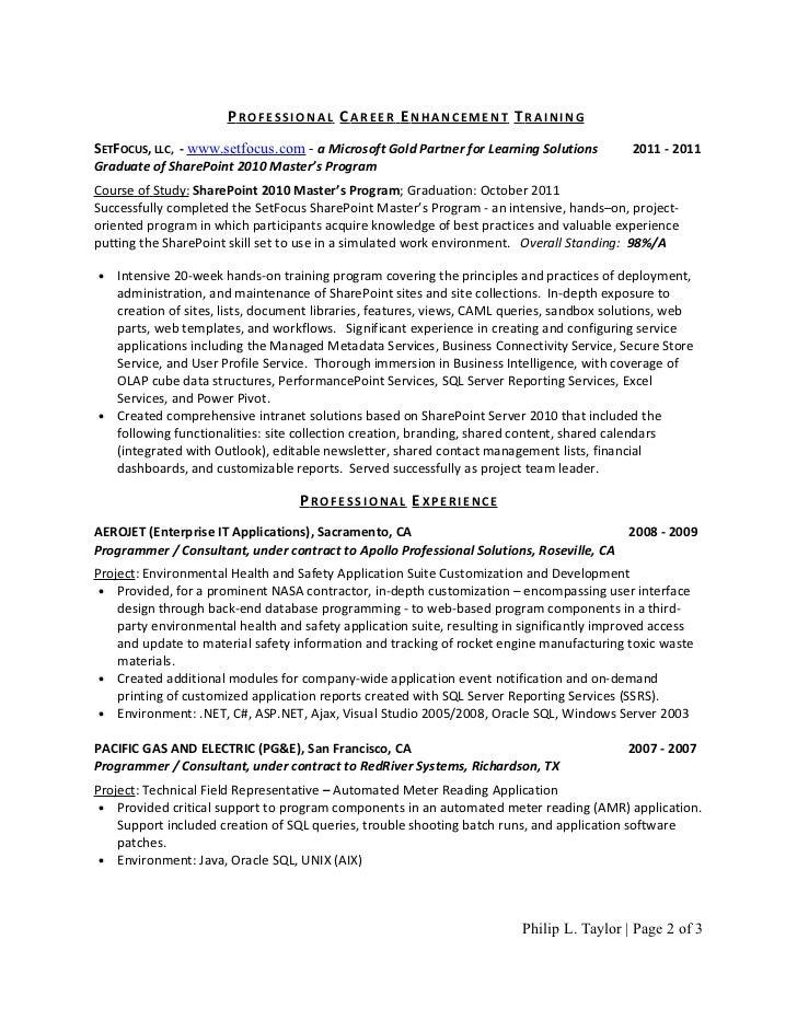 java application support resume resume ideas