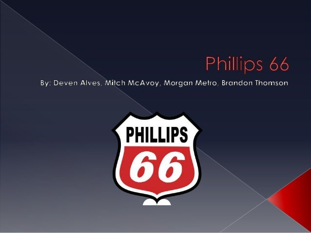 Phillips 66 Business Policy Strategy Presentaiton